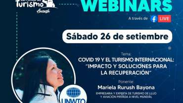 COVID-19 y Turismo Internacional: impacto y soluciones para su recuperación